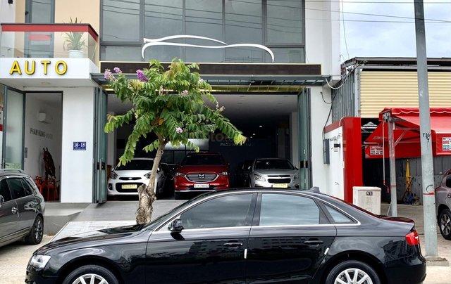 Audi A4 Turbo TFSI model 2013 màu đen2