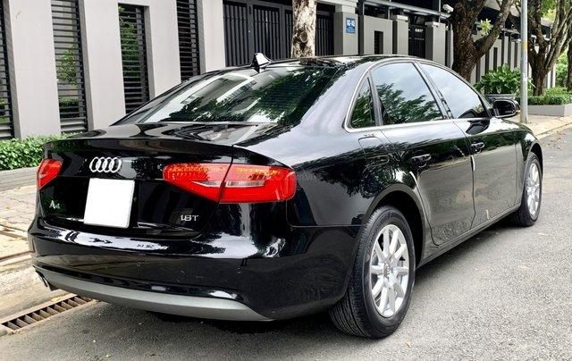 Audi A4 Turbo TFSI model 2013 màu đen6