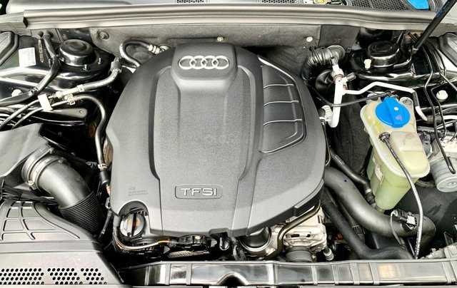 Audi A4 Turbo TFSI model 2013 màu đen13