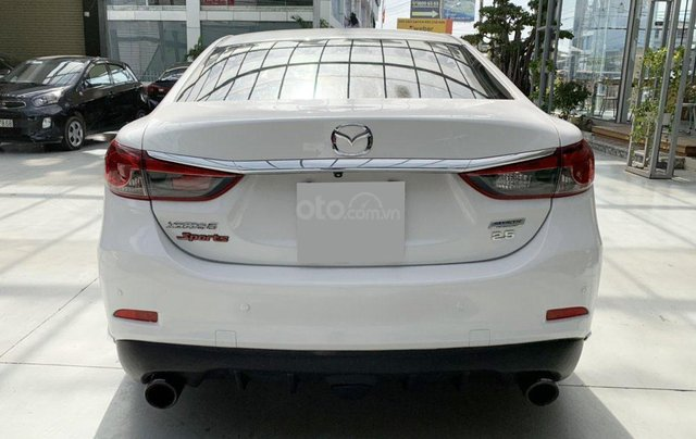 Bán xe Mazda 6 AT 2.5 Premium 20154