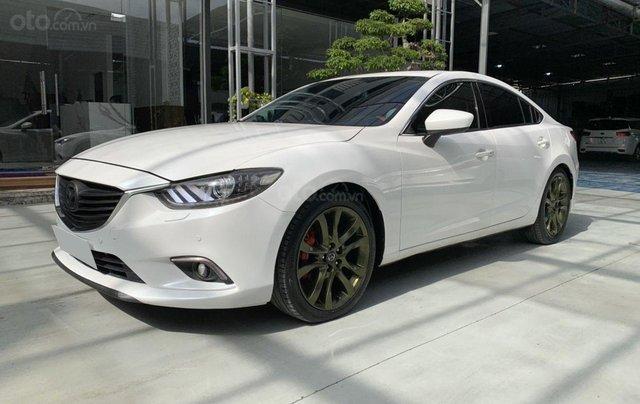 Bán xe Mazda 6 AT 2.5 Premium 20151