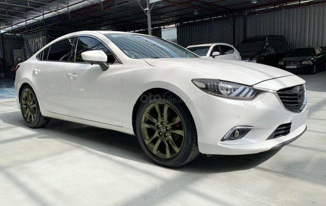 Bán xe Mazda 6 AT 2.5 Premium 20152