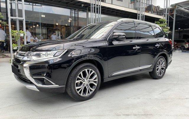 Bán xe Mitsubishi Outlander 2.0 CVT 20192