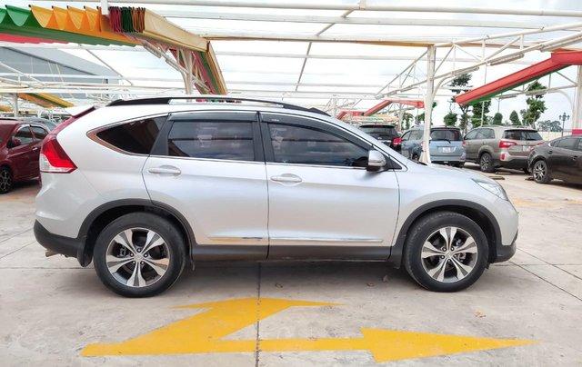 Bán xe Honda CRV 2014, màu ghi bạc1