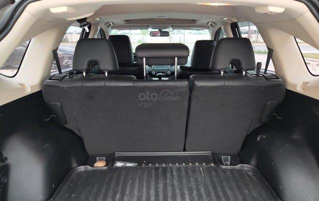 Bán xe Honda CRV 2014, màu ghi bạc8