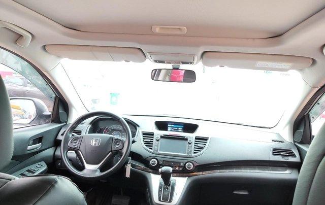 Bán xe Honda CRV 2014, màu ghi bạc7
