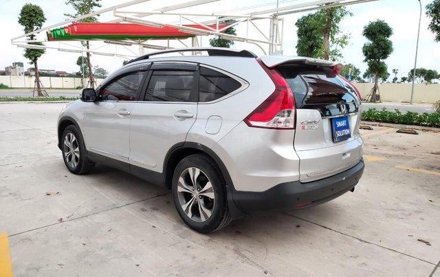 Bán xe Honda CRV 2014, màu ghi bạc3