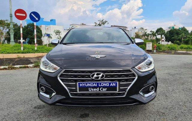 Hyundai Accent AT full đen 2019 siêu đẹp, siêu chất - đã đi: 12.000km - giá 510tr0