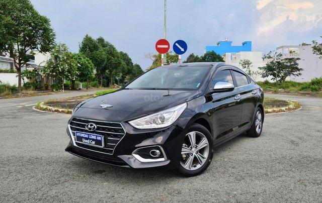 Hyundai Accent AT full đen 2019 siêu đẹp, siêu chất - đã đi: 12.000km - giá 510tr1