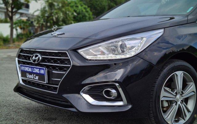 Hyundai Accent AT full đen 2019 siêu đẹp, siêu chất - đã đi: 12.000km - giá 510tr6