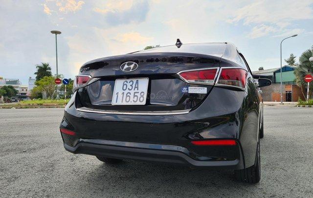 Hyundai Accent AT full đen 2019 siêu đẹp, siêu chất - đã đi: 12.000km - giá 510tr5