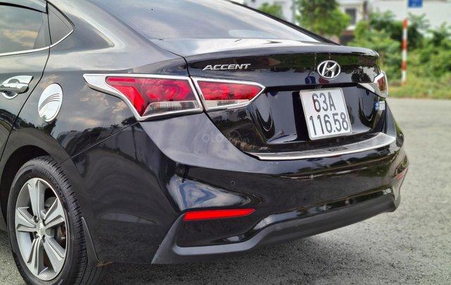 Hyundai Accent AT full đen 2019 siêu đẹp, siêu chất - đã đi: 12.000km - giá 510tr7