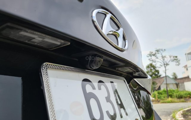 Hyundai Accent AT full đen 2019 siêu đẹp, siêu chất - đã đi: 12.000km - giá 510tr9