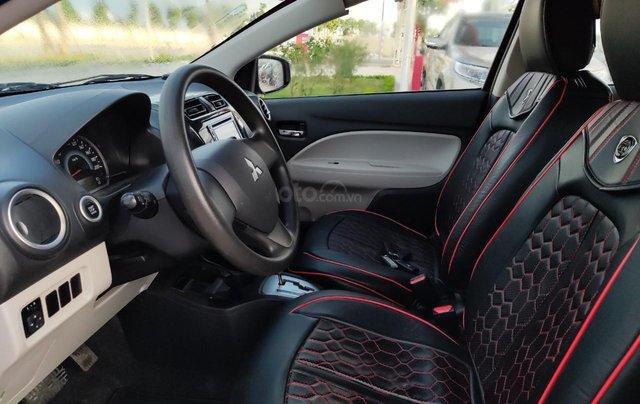 Bán xe Mitsubishi Mirage 2014, màu đỏ14