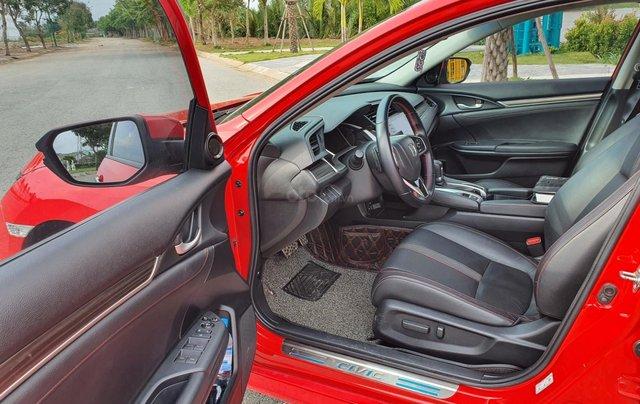 Honda Civic RS 2019 màu đỏ - đi 25.000km - 865 triệu - hỗ trợ trả góp 70% giá trị xe5