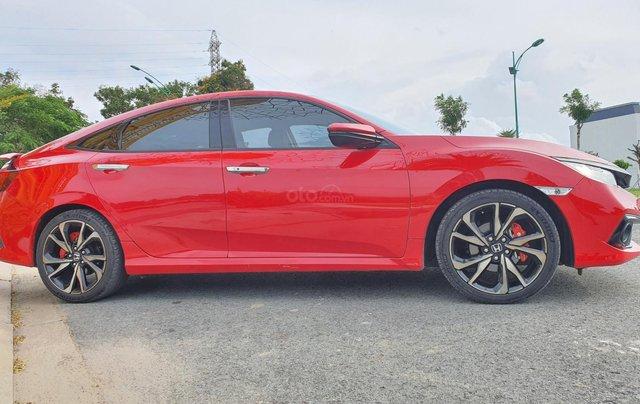 Honda Civic RS 2019 màu đỏ - đi 25.000km - 865 triệu - hỗ trợ trả góp 70% giá trị xe4