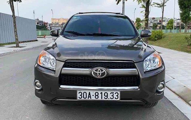 Xe Toyota RAV4 năm sản xuất 2009, màu nâu, nhập khẩu còn mới, giá chỉ 595 triệu3