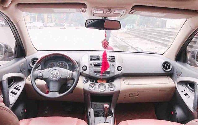 Xe Toyota RAV4 năm sản xuất 2009, màu nâu, nhập khẩu còn mới, giá chỉ 595 triệu2