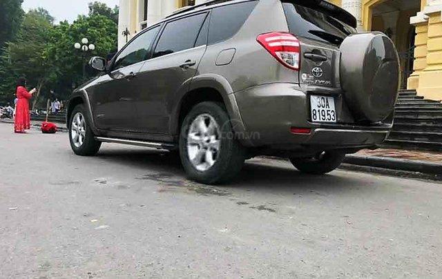 Xe Toyota RAV4 năm sản xuất 2009, màu nâu, nhập khẩu còn mới, giá chỉ 595 triệu4