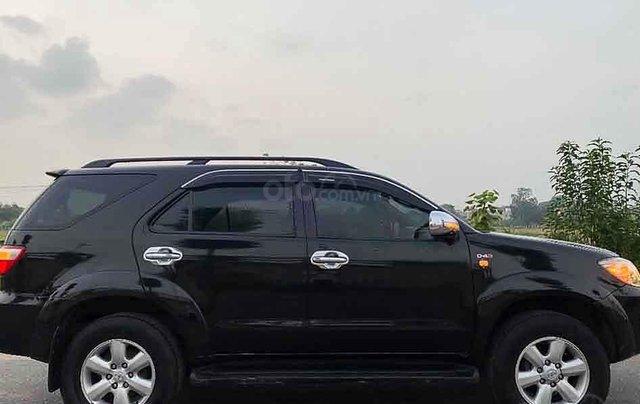 Cần bán Toyota Fortuner 2.5 G - 2011 sản xuất 2011, màu đen chính chủ4