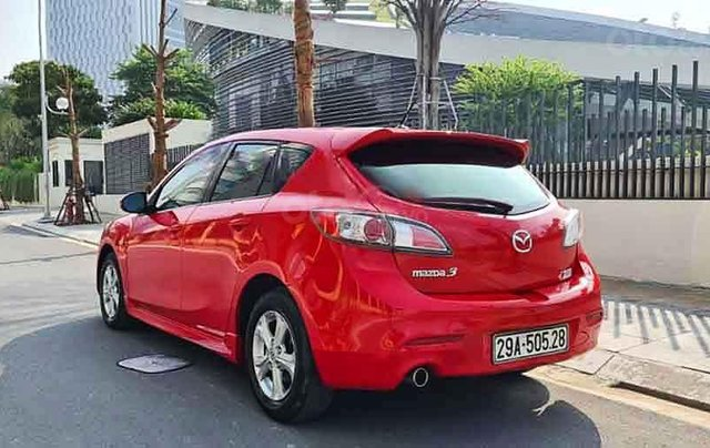 Bán Mazda 3 đời 2010, màu đỏ, nhập khẩu chính chủ3