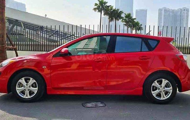 Bán Mazda 3 đời 2010, màu đỏ, nhập khẩu chính chủ4