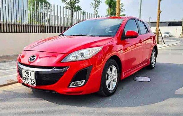 Bán Mazda 3 đời 2010, màu đỏ, nhập khẩu chính chủ0