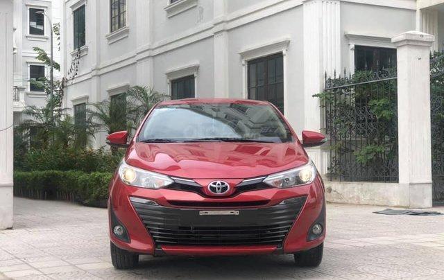 Hỗ trợ  mua xe giá thấp chiếc Toyota Vios G sản xuất 2019 siêu mới0