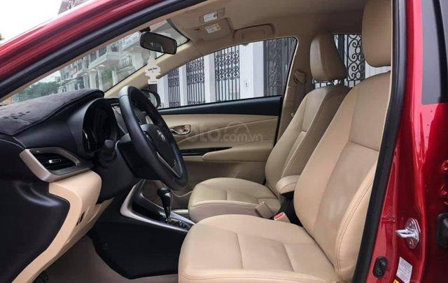 Hỗ trợ  mua xe giá thấp chiếc Toyota Vios G sản xuất 2019 siêu mới5