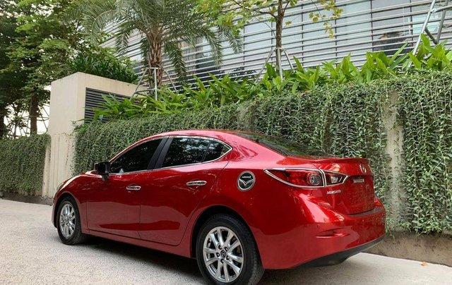Em bán Mazda 3 1.5 AT 2018 màu đỏ tư nhân 1 chủ, biển tỉnh, đi chuẩn zin 41834km2