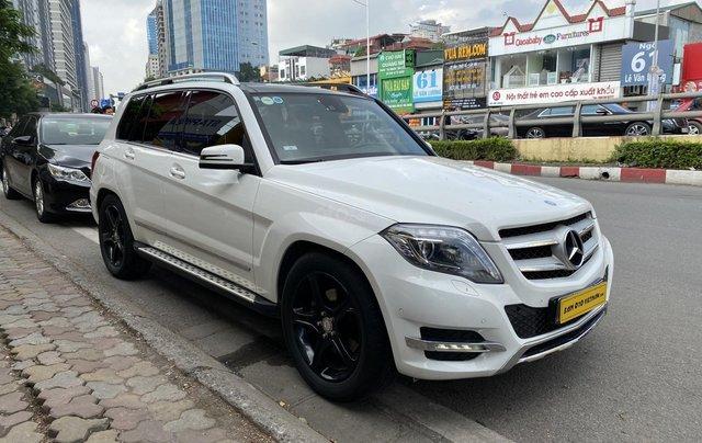 Mercedes Benz GLK220 CDI 4Matic model 2014 máy dầu, nhập khẩu2