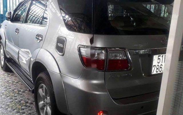 Cần bán xe Toyota Fortuner 2009, màu bạc còn mới2