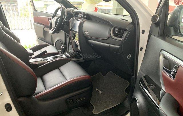 Toyota Fortuner 2.4 4X2 Legender. Giao ngay, giá tốt nhất thị trường7