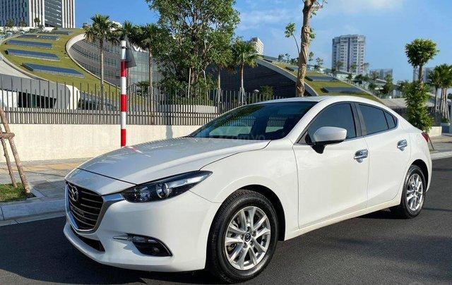 Bán em Mazda 3 1.5 sedan 2018, biển HN, màu trắng1