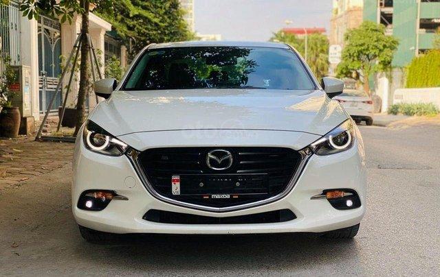 Bán em Mazda 3 1.5 sedan 2018, biển HN, màu trắng3