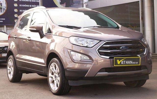 Ford EcoSport 1.5AT 2018 Titamium0