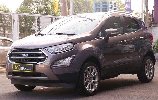 Ford EcoSport 1.5AT 2018 Titamium1