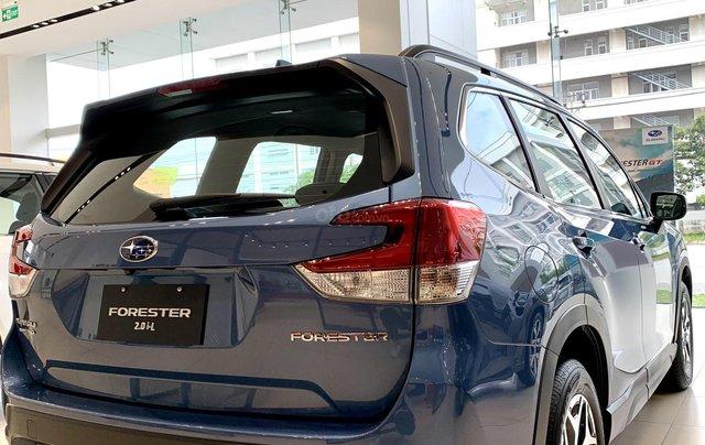 Cần bán Subaru Forester 2.0i-L sản xuất 2020, màu xanh1