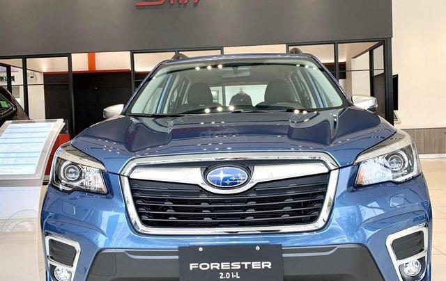 Cần bán Subaru Forester 2.0i-L sản xuất 2020, màu xanh3