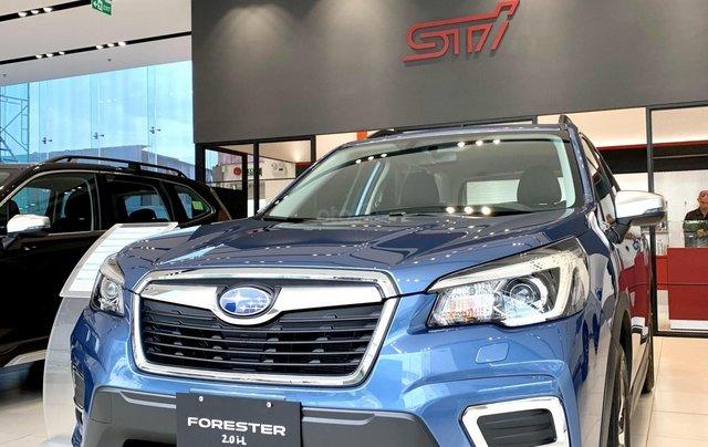 Cần bán Subaru Forester 2.0i-L sản xuất 2020, màu xanh4