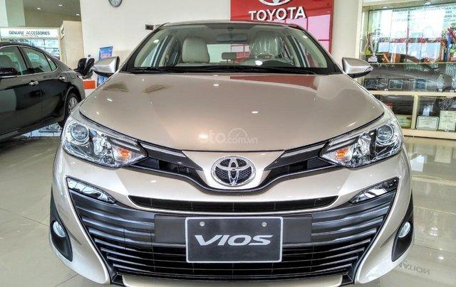 [Giảm 50% TTB ]Toyota Vios 2020 giá thấp nhất Miền Bắc, hỗ trợ trả góp 80%, tặng phụ kiện lên đến 10tr, giao xe toàn quốc0