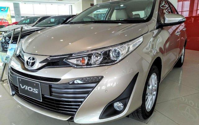 [Giảm 50% TTB ]Toyota Vios 2020 giá thấp nhất Miền Bắc, hỗ trợ trả góp 80%, tặng phụ kiện lên đến 10tr, giao xe toàn quốc1