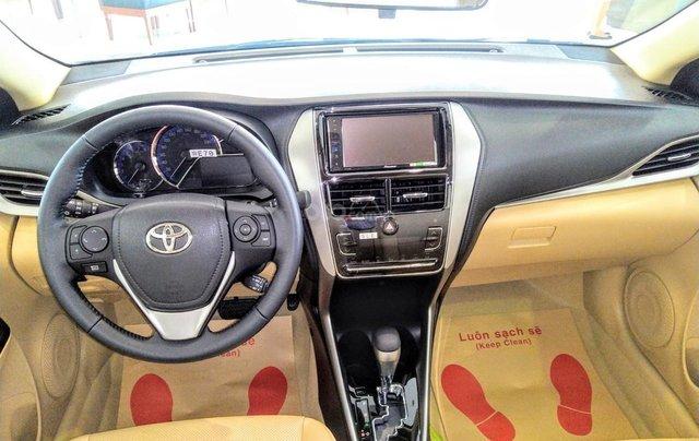 [Giảm 50% TTB ]Toyota Vios 2020 giá thấp nhất Miền Bắc, hỗ trợ trả góp 80%, tặng phụ kiện lên đến 10tr, giao xe toàn quốc3