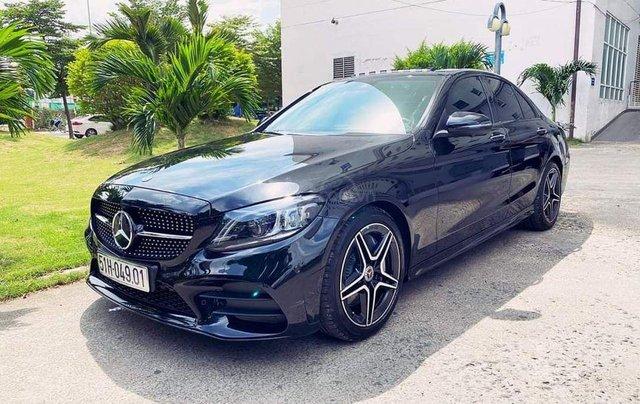 Hỗ trợ mua xe giá thấp với chiếc Mercedes-Benz C300 sản xuất 20184