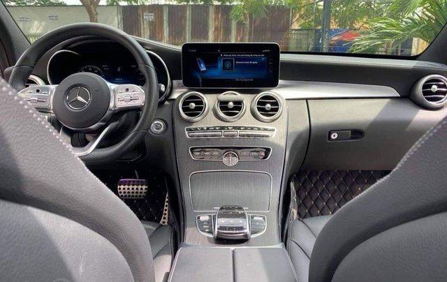 Hỗ trợ mua xe giá thấp với chiếc Mercedes-Benz C300 sản xuất 20186