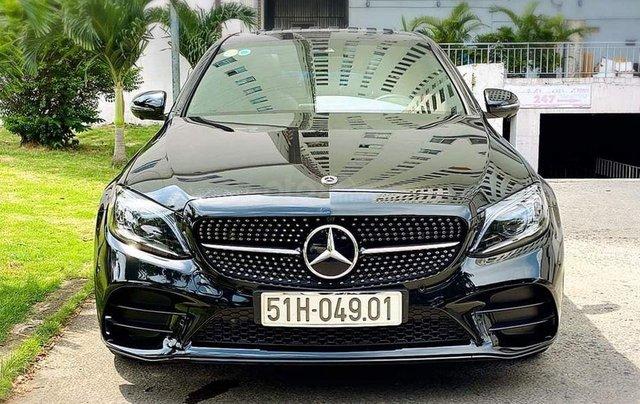 Hỗ trợ mua xe giá thấp với chiếc Mercedes-Benz C300 sản xuất 20180