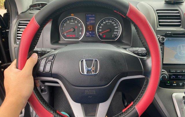 Bán Honda CR V 2010, màu đen4