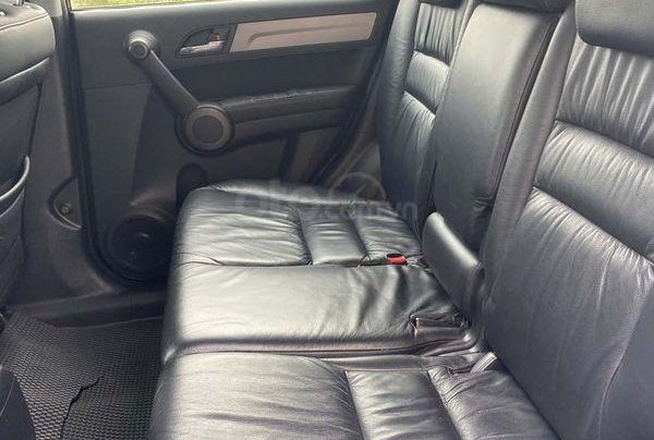 Bán Honda CR V 2010, màu đen5