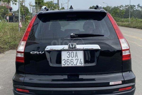 Bán Honda CR V 2010, màu đen1