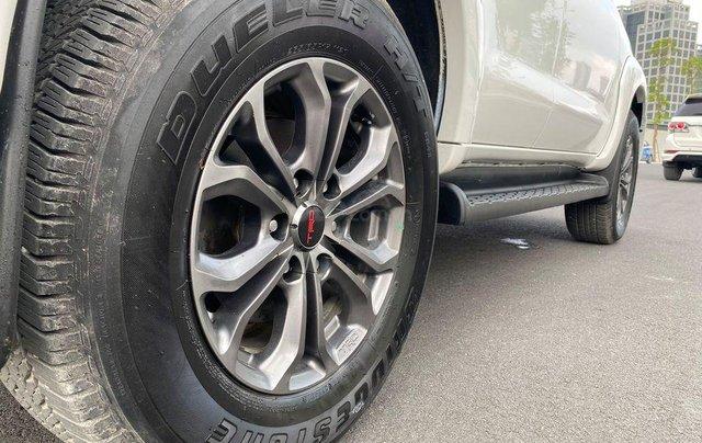 Mua xe giá thấp với chiếc Toyota Fortuner Sportivo sản xuất 20155